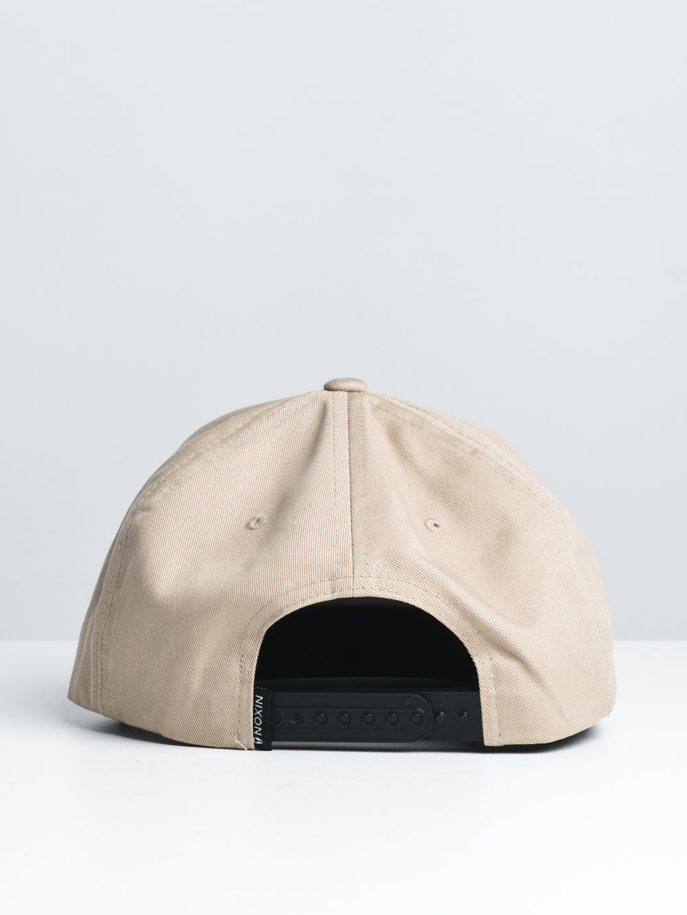 SIMON S/B HAT - KHAKI/BLACK