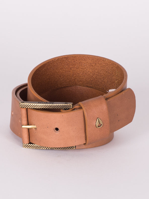 AMERICANA II BELT - HONEY - CLEARANCE
