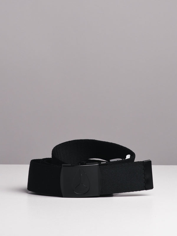 BASIS WINGS BELT - BLACK