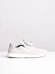 WOMENS AP MOC GREY/WHITE SNEAKERS- CLEARANCE