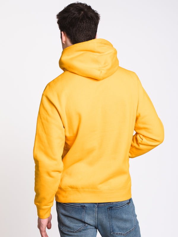 MENS EYES OF OBEY Pullover HOOD - GOLD
