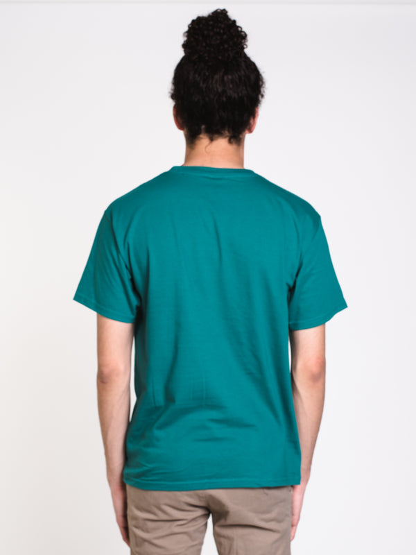 MENS WORLDWIDE LINE BASIC SHORT SLEEVE T