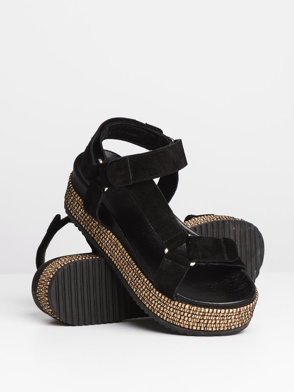 WOMENS HANA - BLACK-D2