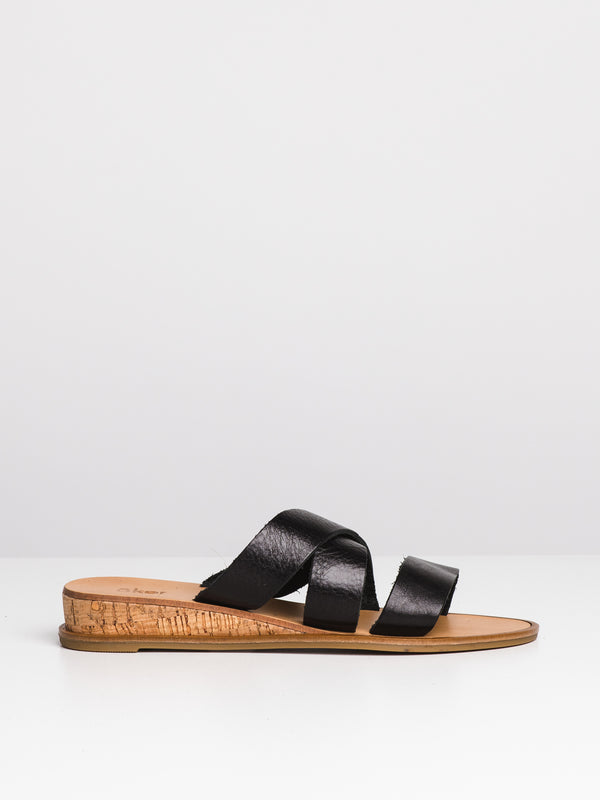 WOMENS TANSU - BLACK-D2