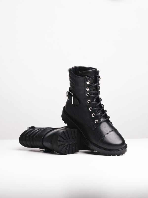 WOMENS COLETTE - BLACK - CLEARANCE