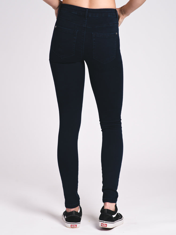 WOMENS ROYAL SKINNY - DARK BLUE - CLEARANCE