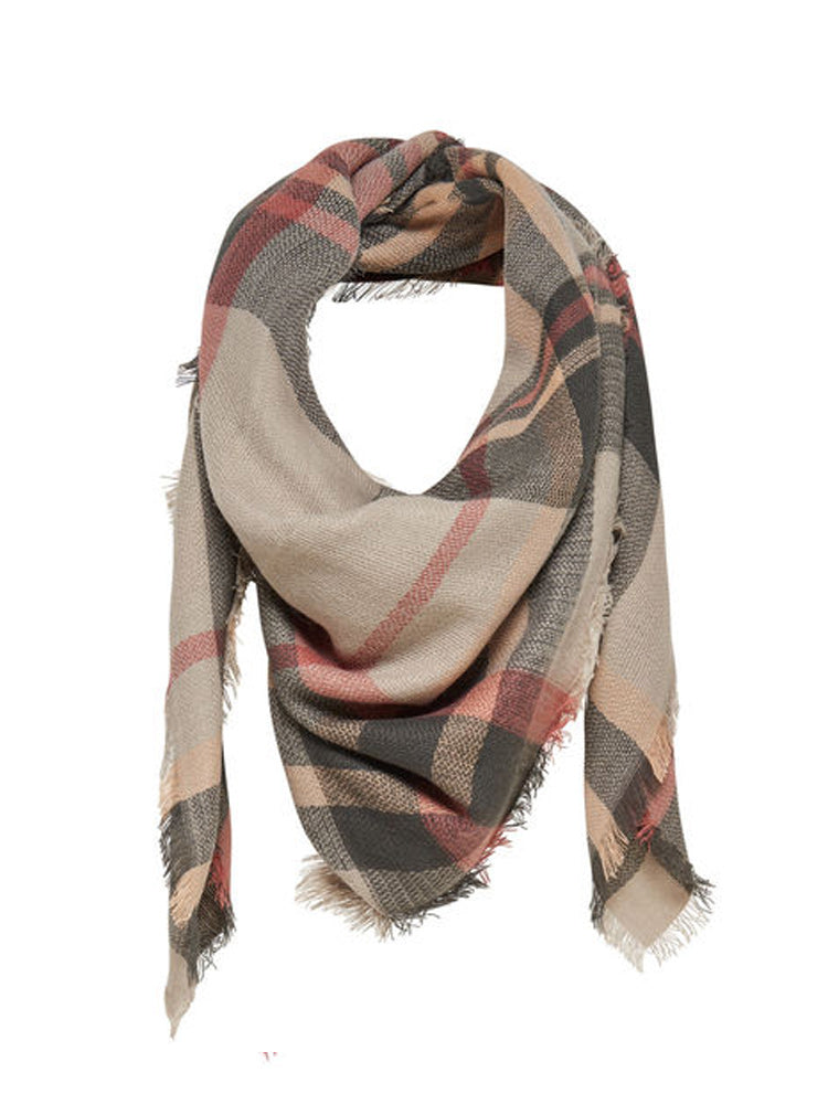 ALANI SCARF - SIMPLY TAUPE- CLEARANCE