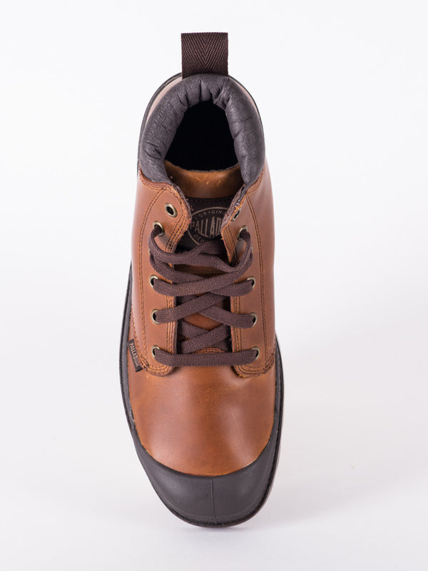MENS PAMPA HI LEATHER - SUNRISE/CHO - CLEARANCE