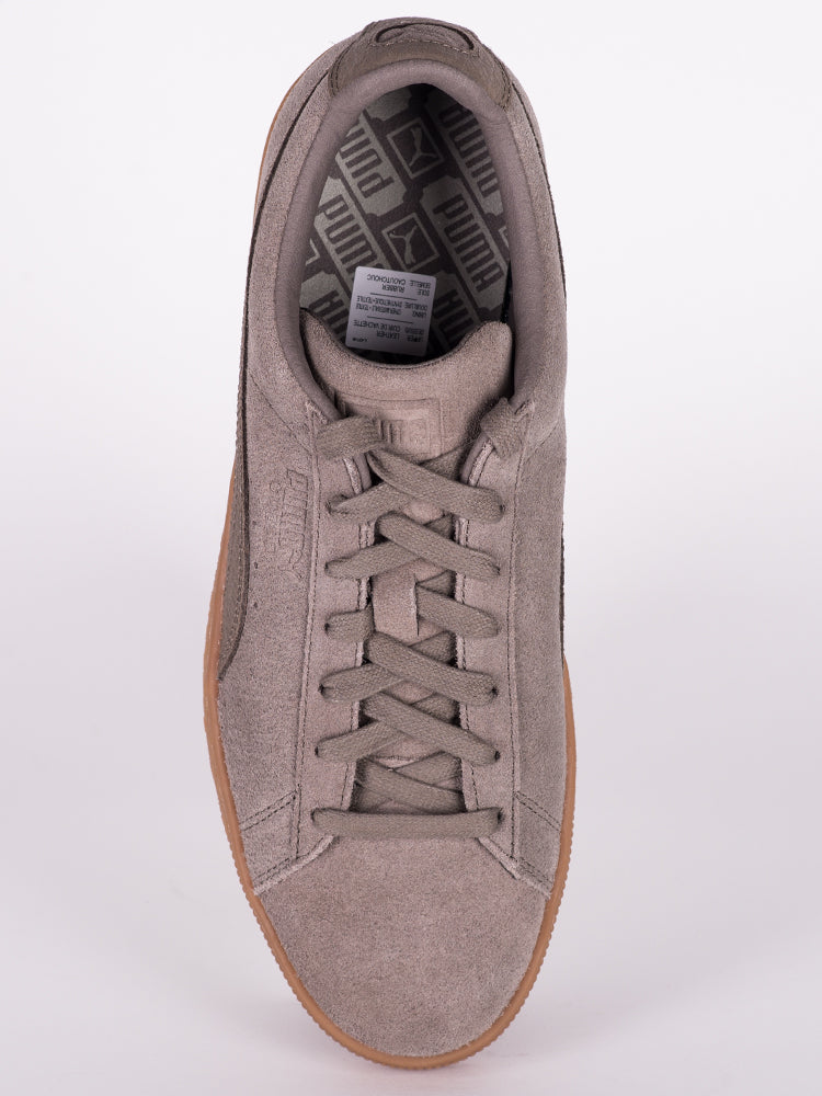 MENS SUEDE CLASSIC WARMTH  - CLEARANCE