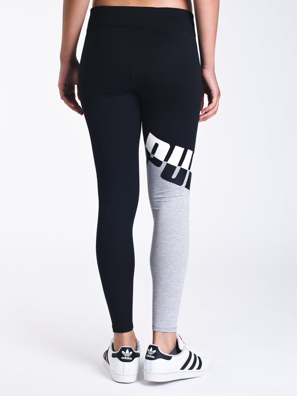 WOMENS ALL ME 7/8 TIGHT - BLACK/GREY