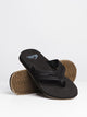 MENS MONKEY WRENCH BLACK/BROWN SANDALS