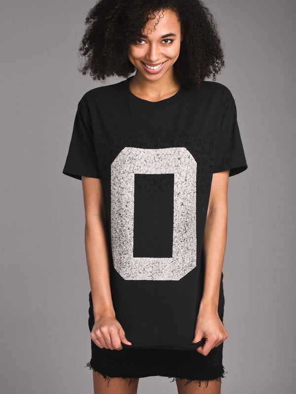 WOMENS DARIA OVERSIZED TEE