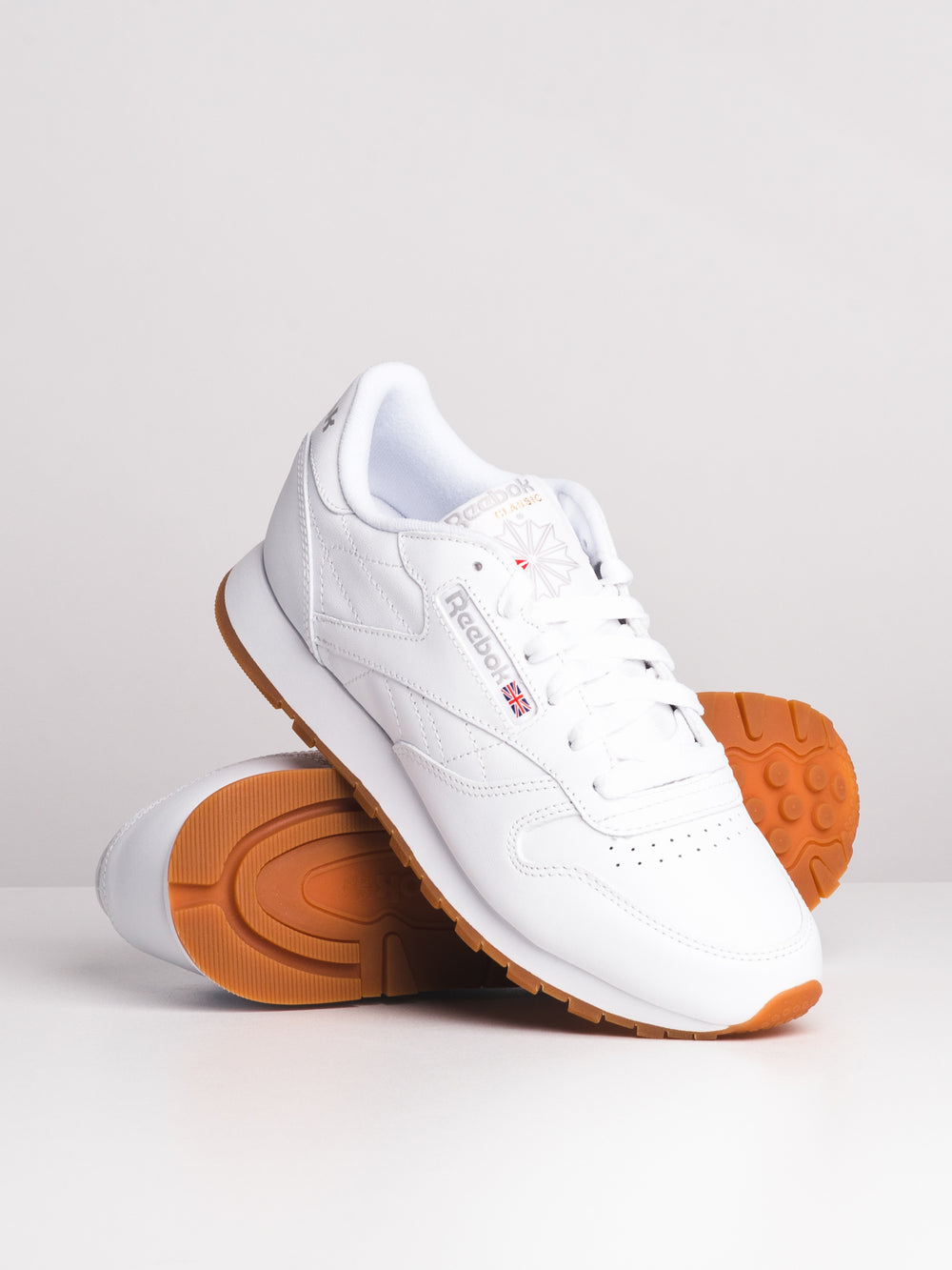 WOMENS CLASSIC LEATHER SNEAKER
