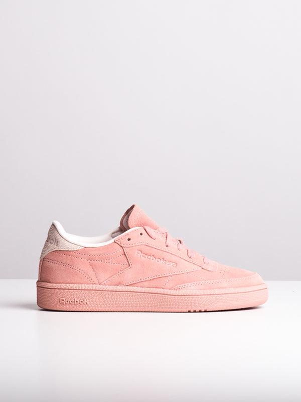 WOMENS CLUB 85 NBK CHALK PINK SNEAKERS- CLEARANCE