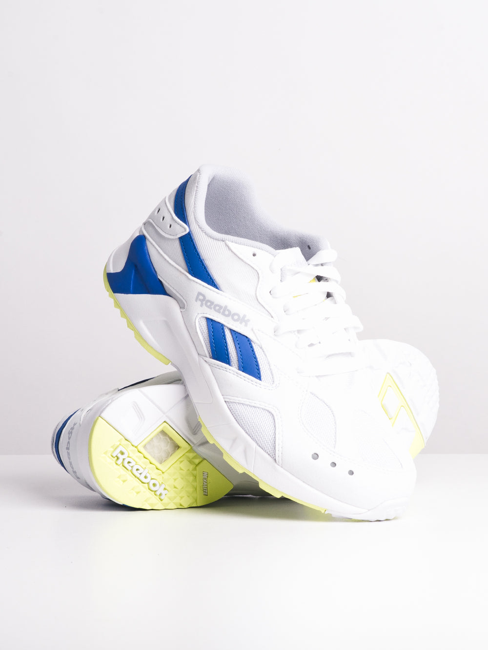 MENS AZTREK - WHITE/GREY - CLEARANCE