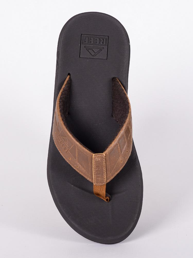 MENS PHANTOMS LE BROWN/TAN SANDALS