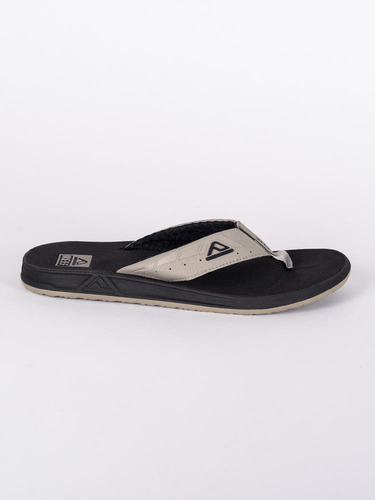 MENS PHANTOMS BLACK/TAN SANDALS- CLEARANCE