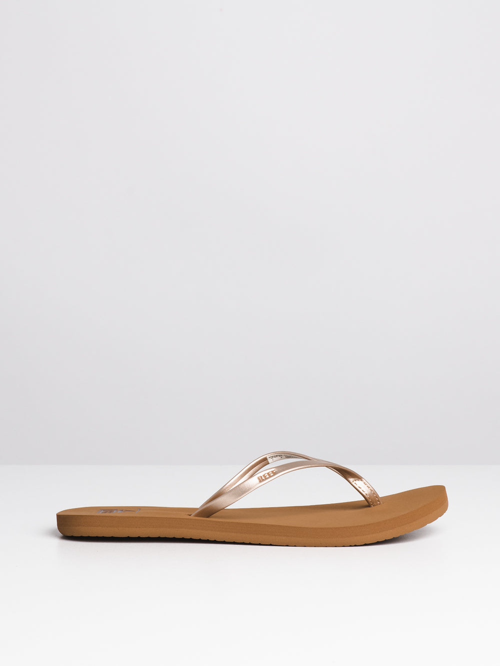 WOMENS BLISS NIGHTS - TAN/CHAMPAGNE