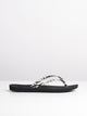 WOMENS REEF ESCAPE LUX NATURE B/W SANDALS- CLEARANCE