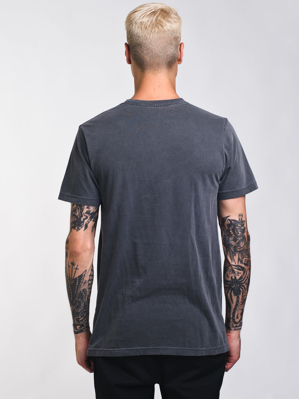 MENS LORD NERMAL S/S PCKT T