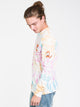 MENS NERMAL PILLS LONG SLEEVET-SHIRT- GLD WASH