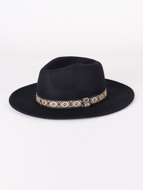 DING DANG BRIM HAT  - CLEARANCE