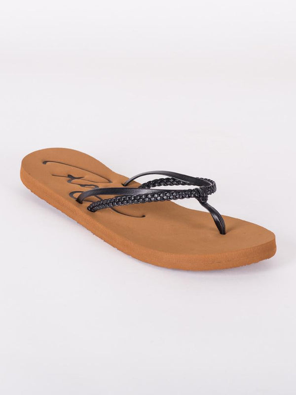 WOMENS CABO BLACK SANDALS- CLEARANCE