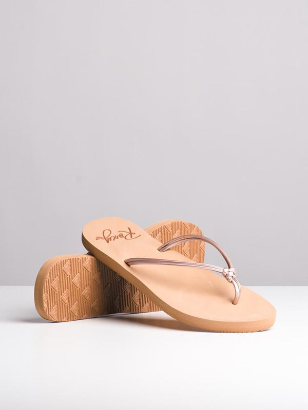 WOMENS LAHAINA III ROSE GOLD SANDALS- CLEARANCE