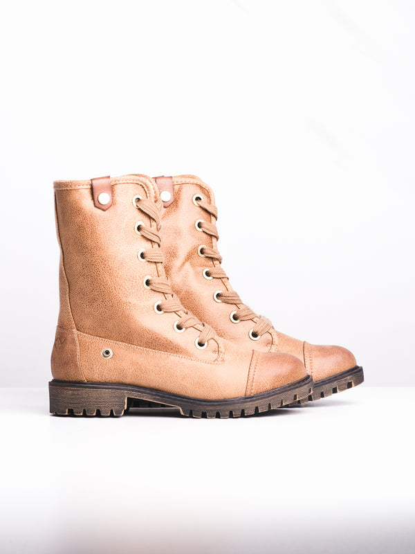 WOMENS BRUNA - TAN