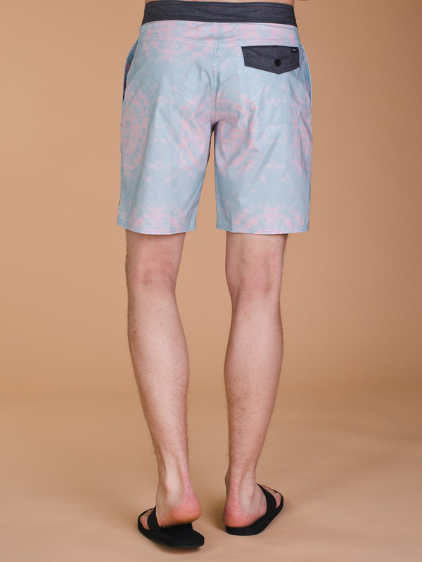 MENS RIOT TRUNK - POWDER BLUE- CLEARANCE