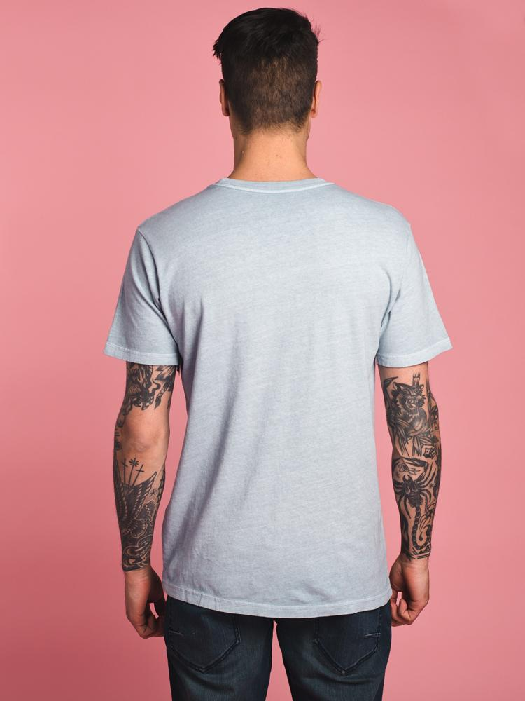 MENS FLIP BOX SHORT SLEEVE T SHIRT