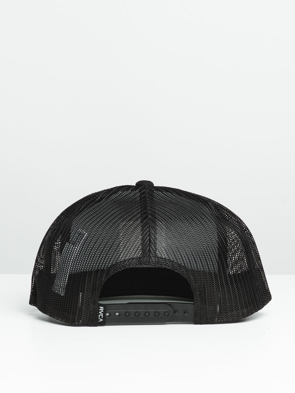 VA ALL THE WAY TRUCKER - BLK