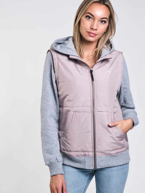 WOMENS ETERNAL FLEECE - PINK
