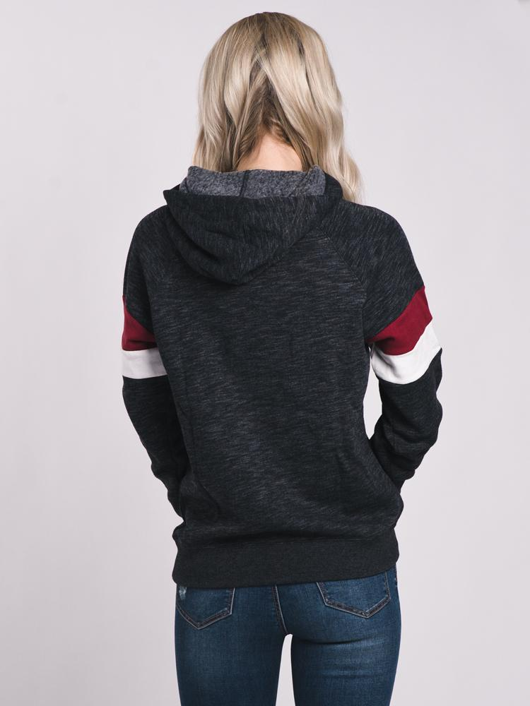 WOMENS SMALL RVCA PULL OVER HDY