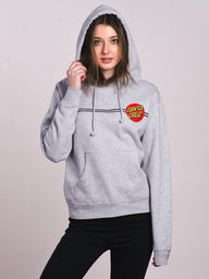 WOMENS OTHER DOT PULLOVER HDY