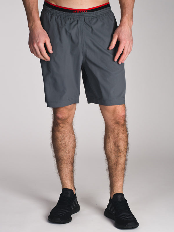MENS KINETIC 2IN1  TRAIN SHORT-CHA