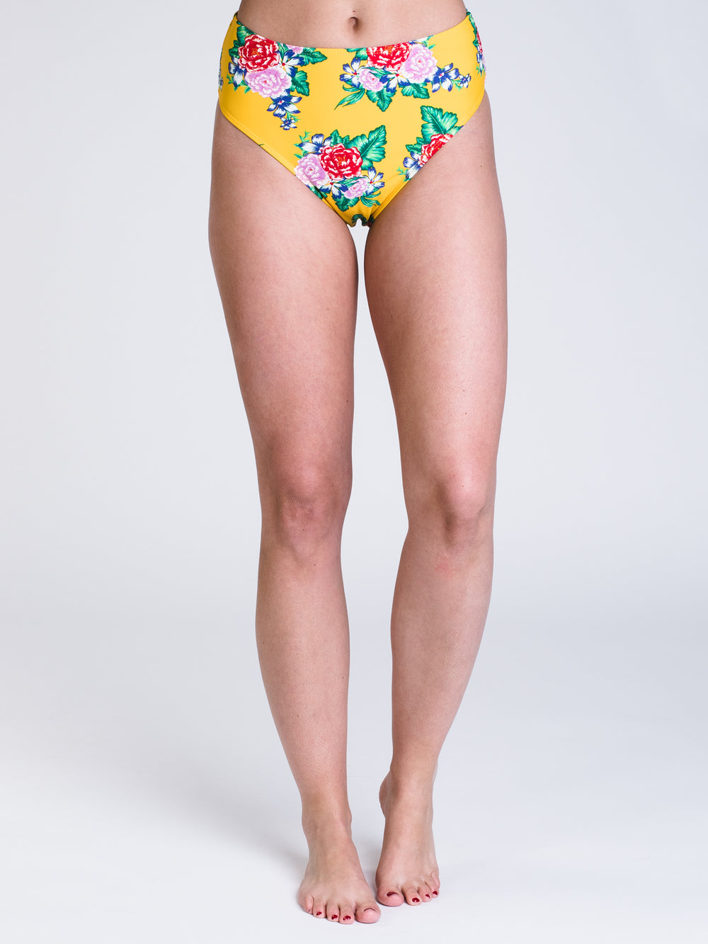 GOLDEN GARDEN HW SWIM BOTTOMS - CLEARANCE