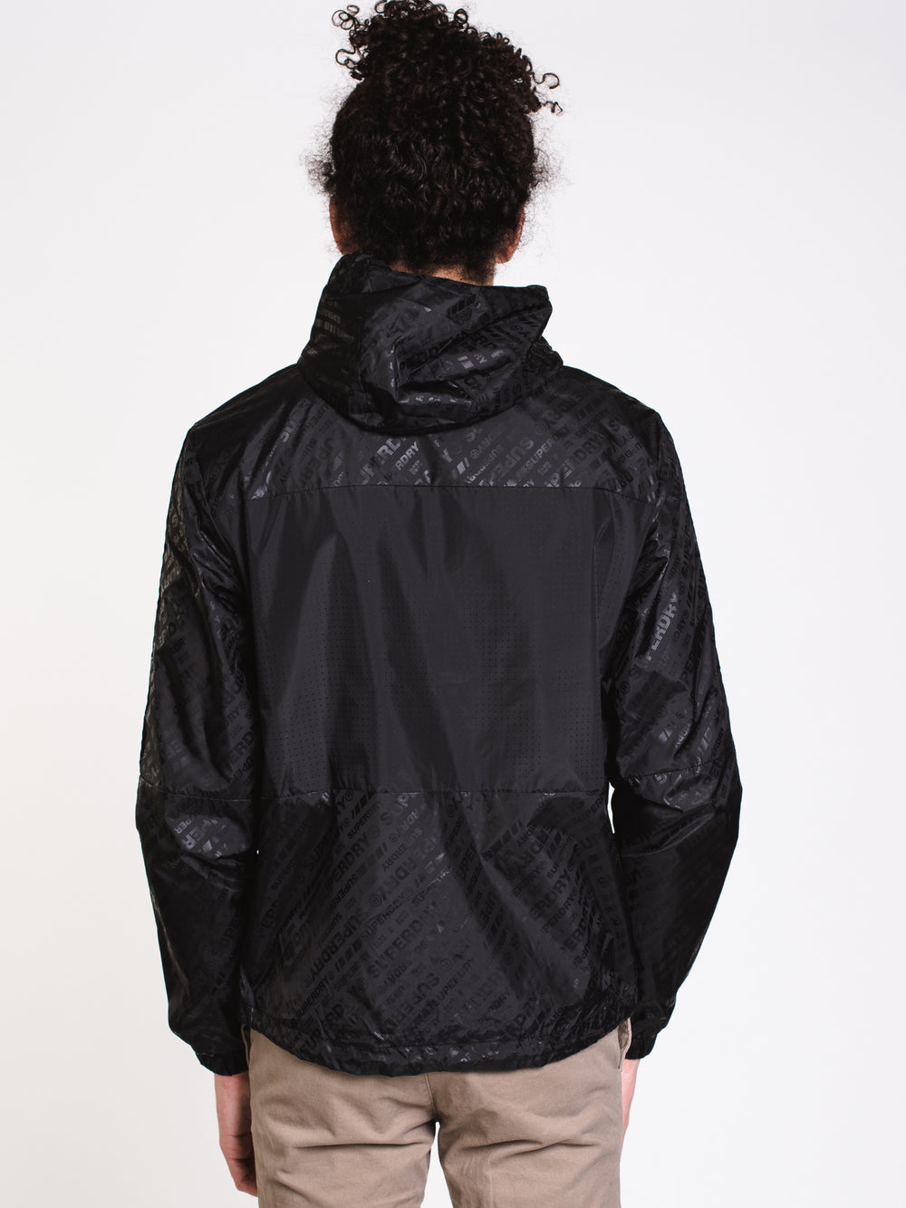 MENS OLLIE CORE CAGOULE JACKET - CLEARANCE