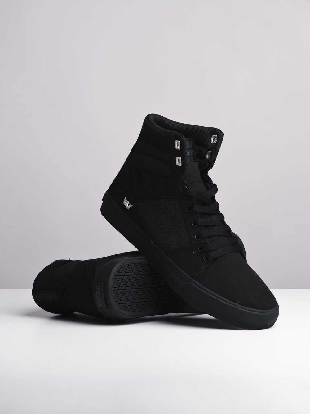 MENS ALUMINUM - BLACK/BLACK