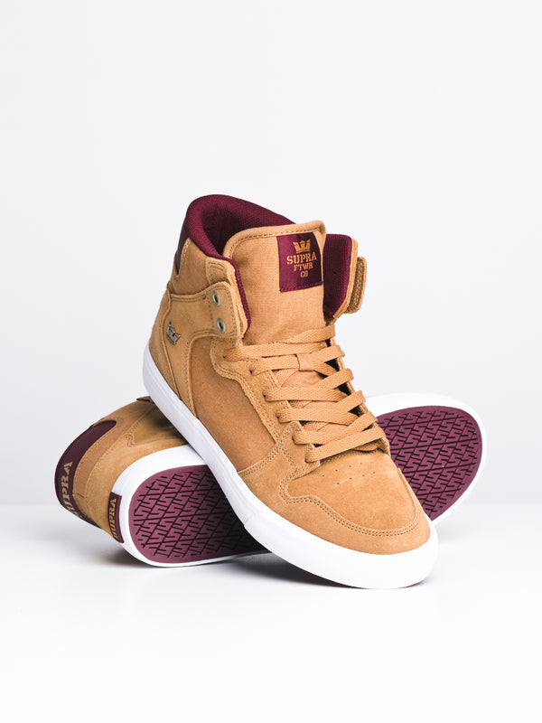 MENS VAIDER - TAN/WHITE