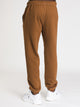 MENS UNWIND SWEATPANTS - RUBBER HTHR