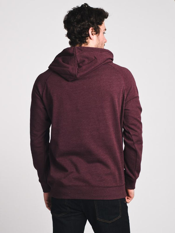 MENS CLASSIC PULL OVER HOODIE