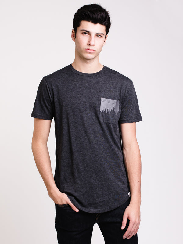 MENS JUNIPER POCKET SHORT SLEEVE T-SHIRT