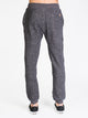 MENS ATLAS FLEECE PANT - METEORITE