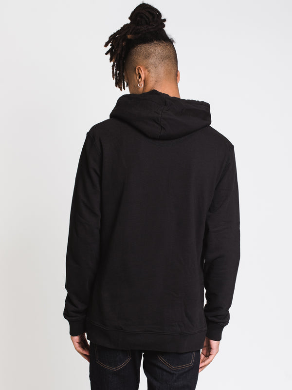 MENS TEN CLASSIC HOOD - BLACK