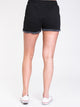 WOMENS BAMONE SHORT - BLACK