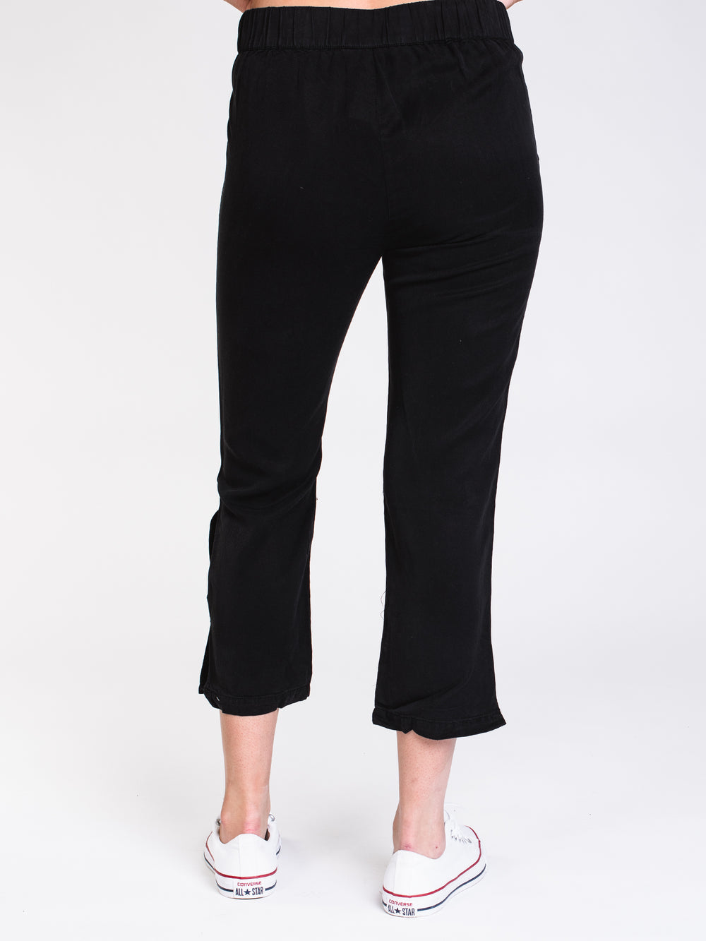 WOMENS LANGFORD 7/8 PANT - BLACK