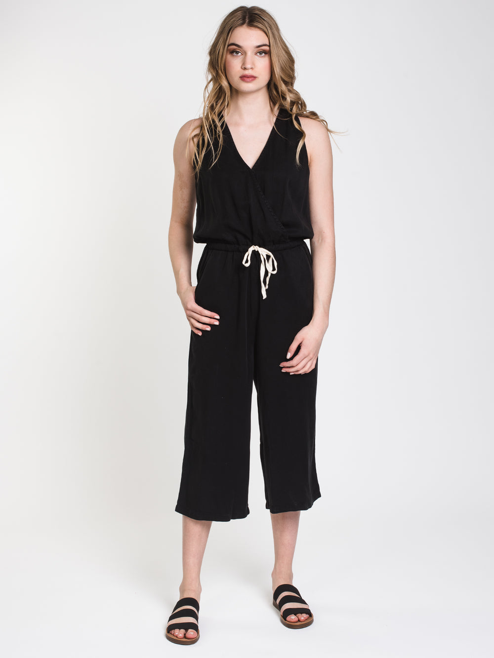 WOMENS BLAKELY JUMPSUIT - METEORITE