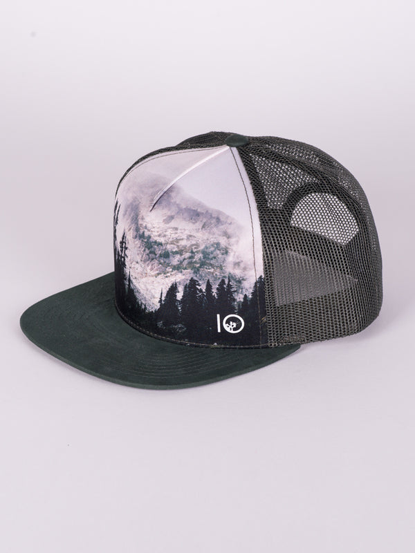 LAKEVIEW TRUCKER - GREEN - CLEARANCE