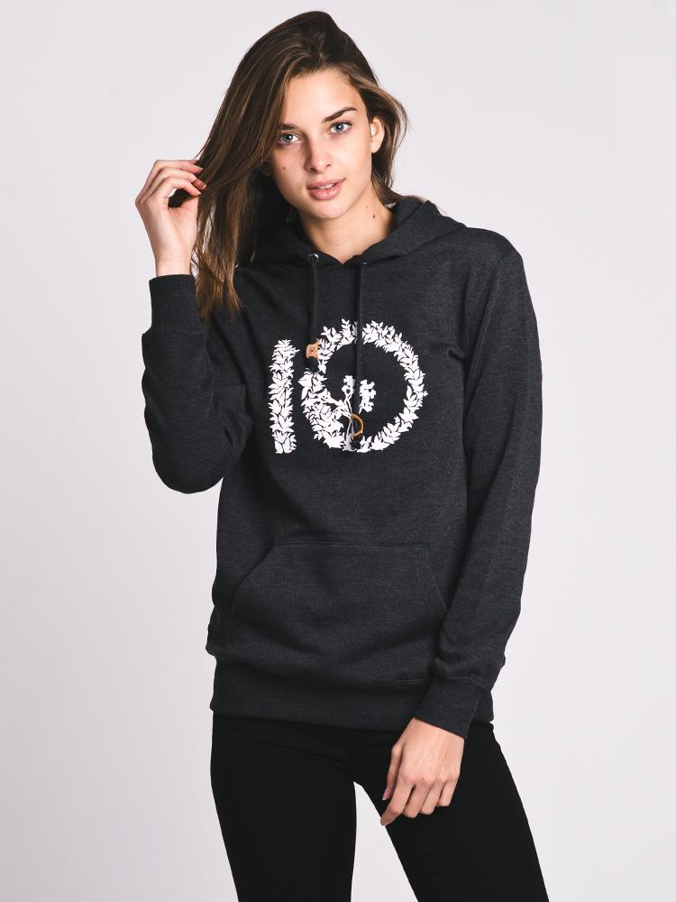 WOMENS GROWTH PULLOVER HOODIE